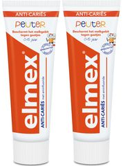 Elmex zubna pasta Junior (0-5 godina), 2 kom