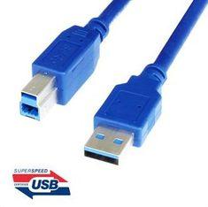 Vigan USB 3.0 A-B kabel, M/M