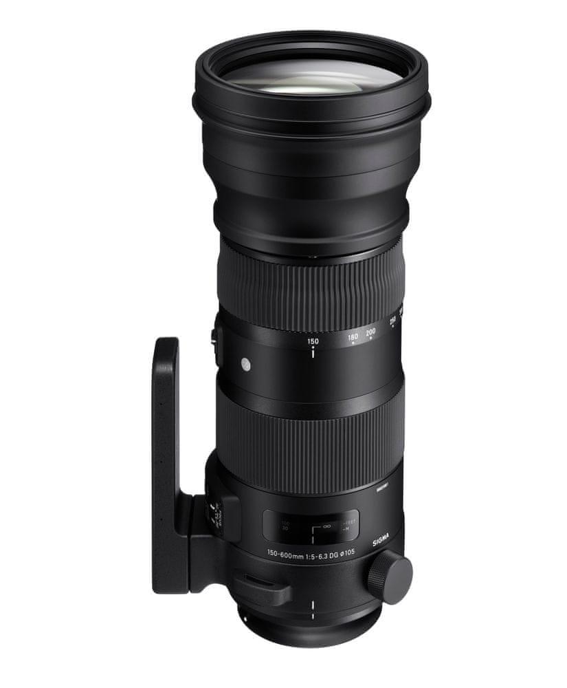 Sigma 150-600/5-6,3 DG OS HSM SPORTS pro Nikon