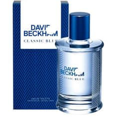David Beckham Classic Blue for Men, EDT