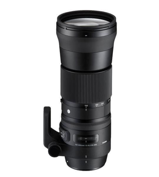Sigma 150-600/5-6,3 DG OS HSM Contemporary pro Canon