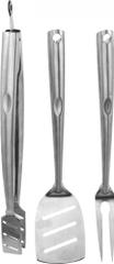 KAISERHOFF Zestaw narzędzi grillowych 3szt