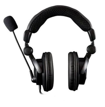 Modecom stereo slušalke z mik. mc-826 Hunter