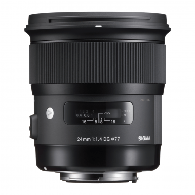 Sigma objektiv 24mm F1.4 DG HSM, za Canon