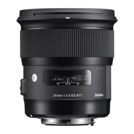 Sigma objektiv 24mm F1.4 DG HSM, za Nikon
