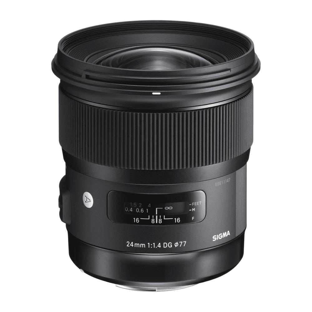 Sigma 24/1,4 DG HSM ART pro Nikon - zánovní