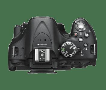 Nikon digitalni fotoaparat D5200 + 18-55 VRII + 55-200 VRII