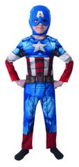 Rubie's Assemble - Kostium Kapitan Ameryka Classic