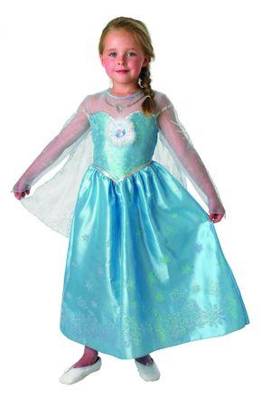 Rubie's kostum Deluxe Frozen Elsa, M