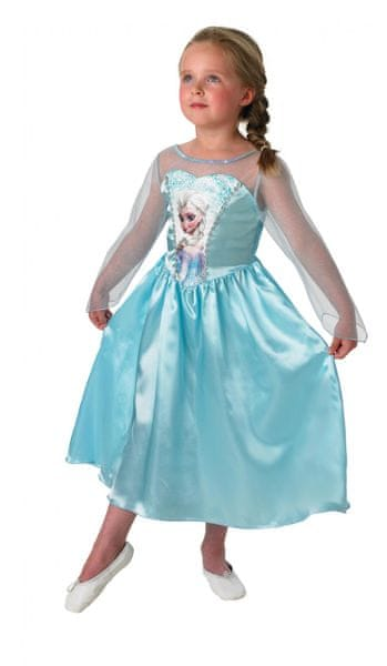 Rubie's Kostým Frozen Elsa Classic S