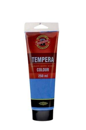 Barva temperová tuba 250 ml kobalt (tmavě modrá)