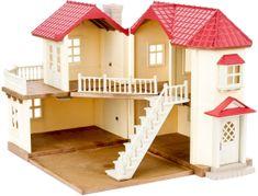Sylvanian Families Miejski domek z oświetleniem 2752