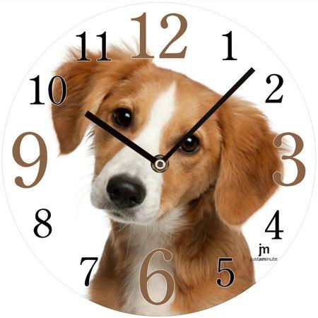 Lowell Designové nástenné hodiny 14845