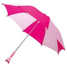 BINO Dáždnik ružový