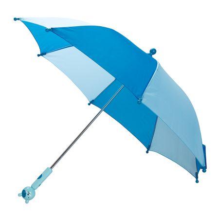 BINO Dáždnik modrý