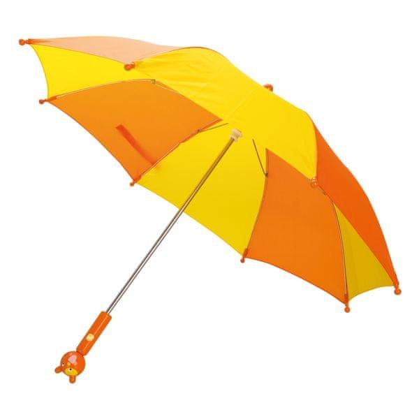 Bino Deštník oranžový