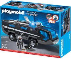 Playmobil 5564 Páncélozott TEK Jármű