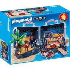 Playmobil Piracka skrzynia skarbów 5347