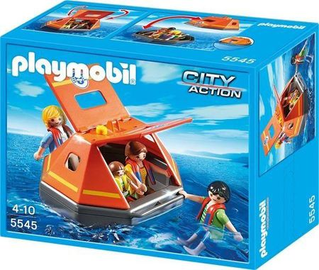 Playmobil 5545 Rešilni splav