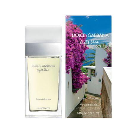 Dolce & Gabbana Light Blue Escape to Panarea EDT 100 ml