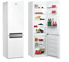 Whirlpool BLF 8122 W Alulfagyasztós hűtőszekrény