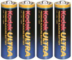 Kodak Ultra Premium AA, 4ks