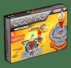 Geomag Mechanics Mágneses építőjáték, 86 db