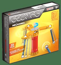 Geomag Mechanics Mágneses építőjáték, 33 db