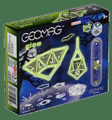 Geomag Kids Panels Glow Mágneses építőjáték, 37 db