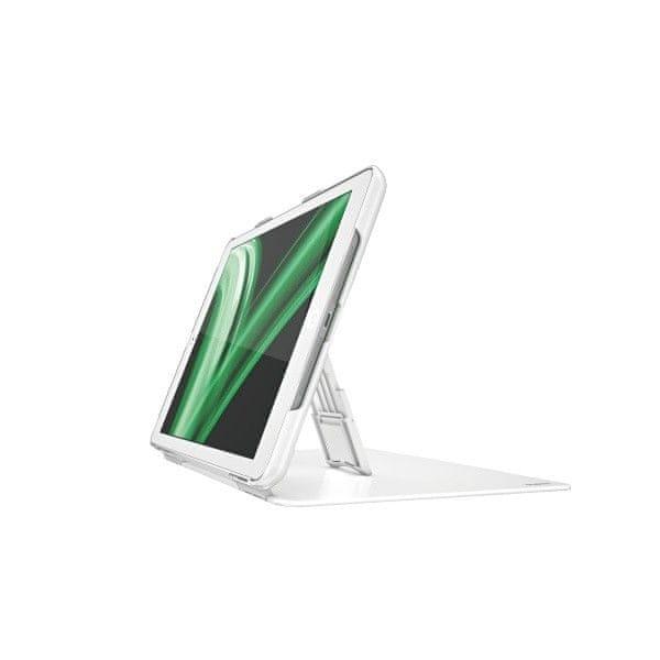 Multifunkční kryt se stojánkem 180° a přední pevnou deskou Leitz Complete pro iPad Air bílý