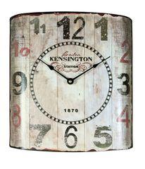 Lowell Designové nástěnné hodiny 21501