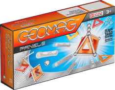 Geomag Panels Mágneses építőjáték, 22 db