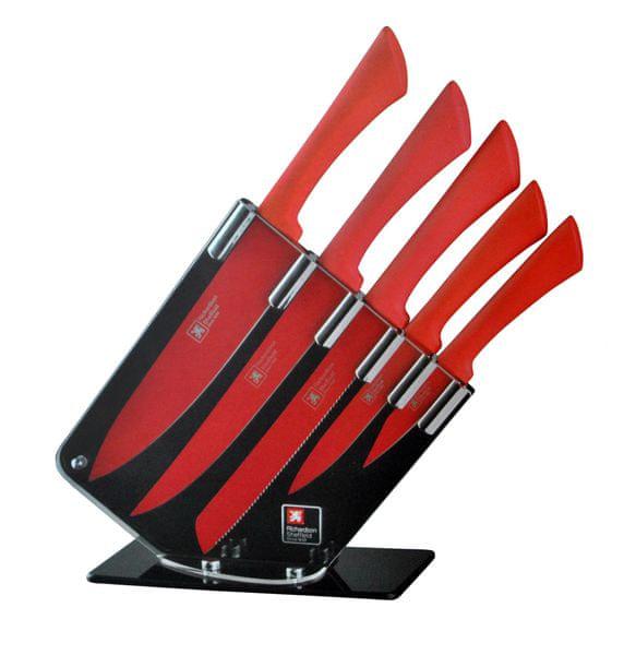 Richardson Sheffield 5 dílná sada nožů Love Colours, Desire