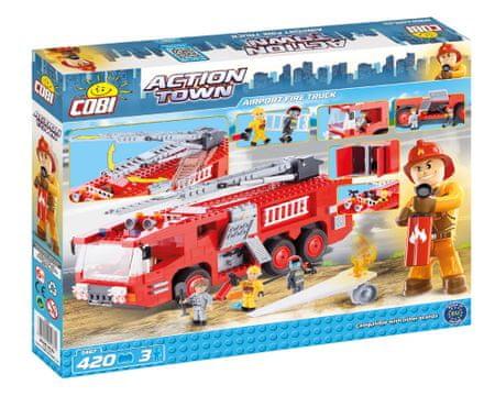 Cobi kocke Airport Fire Truck