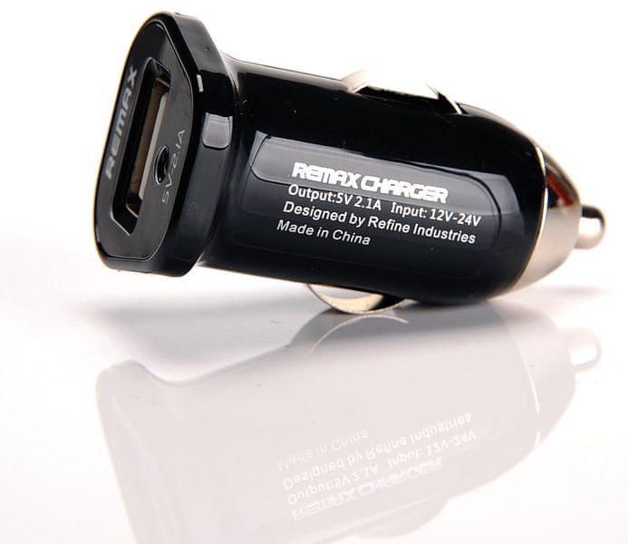 REMAX Auto adaptér do zapalovače - 2,1 A AA-053