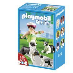 Playmobil 5213 Kutyasétáltatás-Border collie