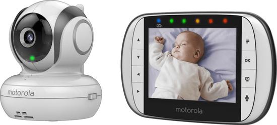 Motorola  MBP 36 S detská opatrovateľka