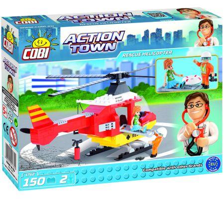 Cobi kocke Rescue Helicopter