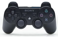 SONY Dual Shock Wireless černý