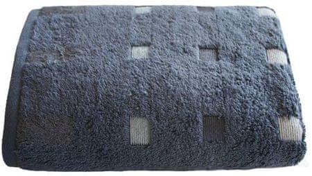Framsohn ručnik Quattro, 50x100 cm, crni