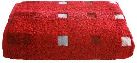 Framsohn ručnik Quattro, 50x100 cm, bordo