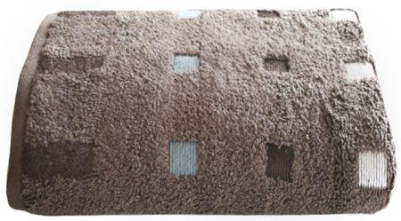 Framsohn ručník Quattro 50 x 100 cm, taupe