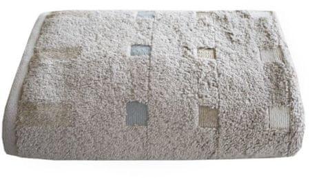 Framsohn brisača Quattro, 50x100 cm, svetlo rjava