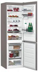 Whirlpool BSNF 8783 OX Kombinált hűtő, 309 L, A+++