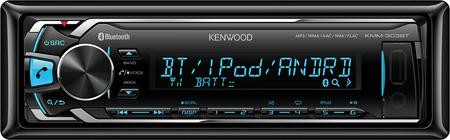 Kenwood Electronics KMM-303BT Autórádió