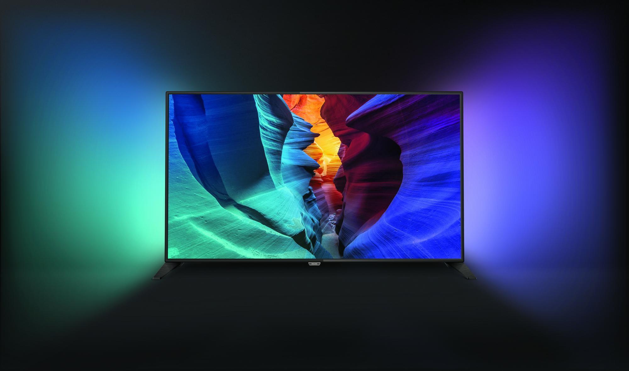 ccdd302fd Podsvietený Ambilight navždy zmení váš zážitok zo sledovania televízie