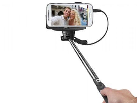 SBS selfie palica s 3.5mm priključkom (TESELFISHAFT)