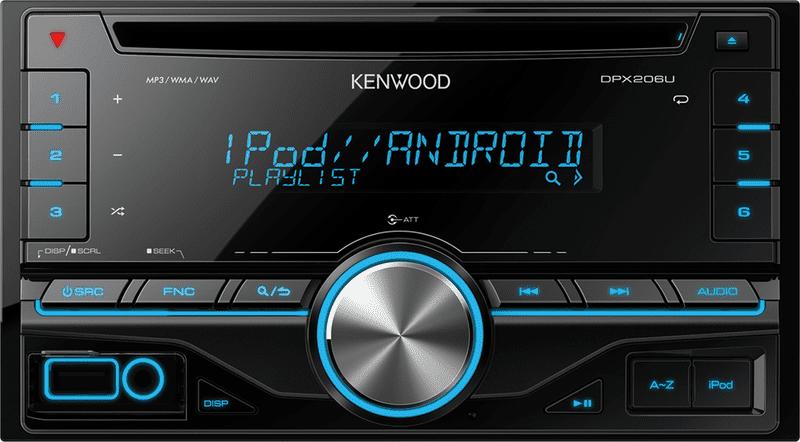 Kenwood Electronics DPX-206U