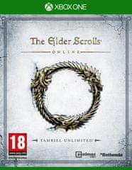 Bethesda Softworks The Elder scrolls online: Tamriel Unlimit (Xbox One)