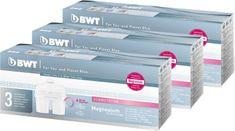 BWT Náhradní filtry Mg2+ - balení 9ks